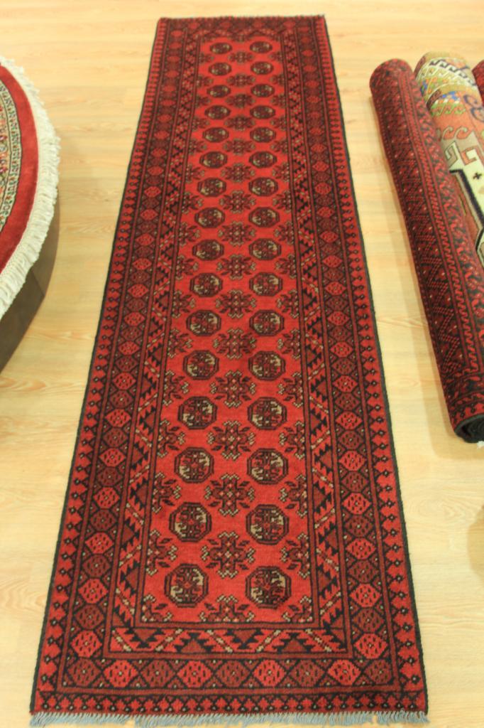 Haga clic en la imagen para ampliarla for Alfombra persa roja