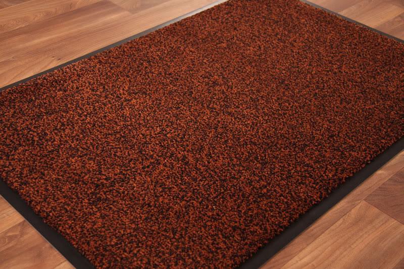 Large Brown Non Slip Rug Durable Kitchen Mats Huge Rugs Ebay