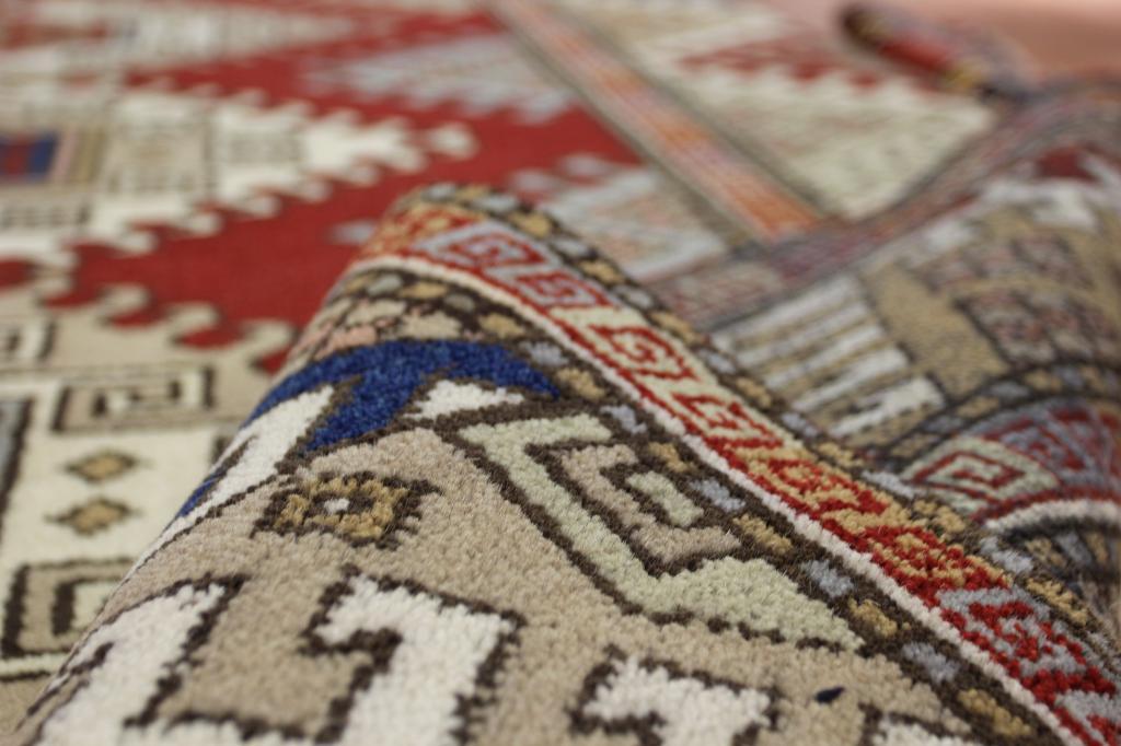 Groß Einzigartige Wolle Orientalisch Teppich Hoch Ende