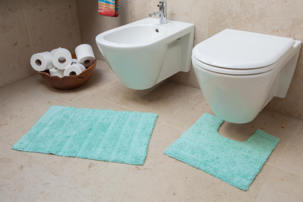 cotton 2 piece bath mat sets cheap small bath and pedestal mats ebay