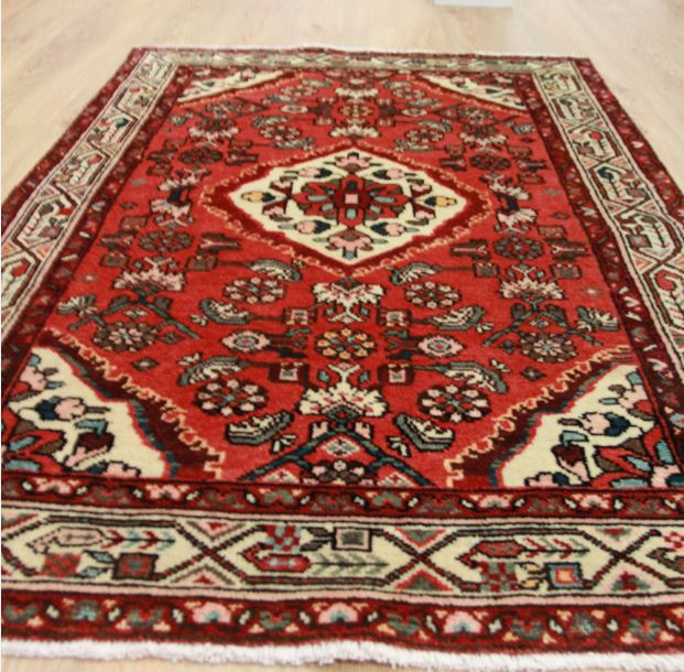 New Brand Devlin Persian Rug Handmade 100 Wool Area Rugs: Thick Traditional Hand Woven Persian Rugs Antique Hard