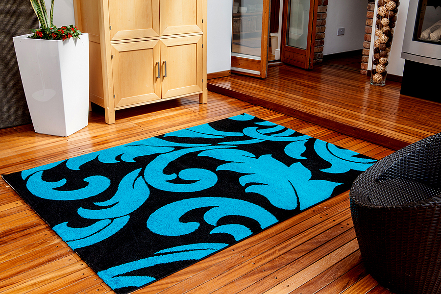 28 cheap blue area rugs