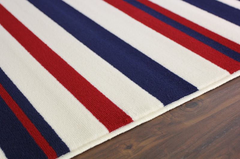 Blue And Red Area Rug Home Decor